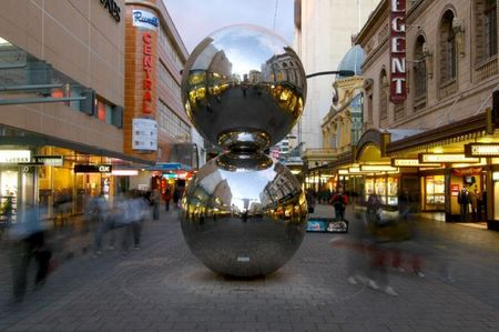 Rundle Mall - ACT Tourism