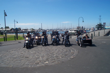 Andy's Harley Rides - ACT Tourism
