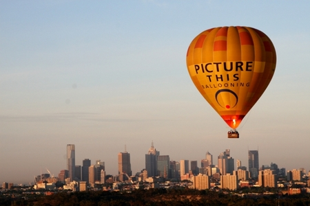 Picture This Ballooning - ACT Tourism