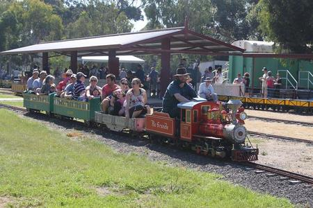 Altona Miniture Railway - ACT Tourism
