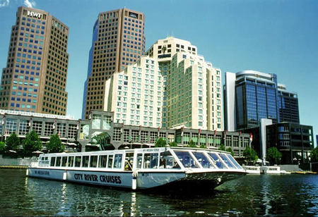 City River Cruises Melbourne - ACT Tourism