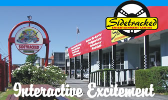 Sidetracked Entertainment Centre - ACT Tourism