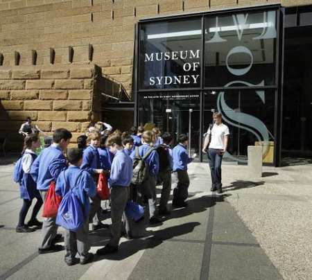Museum of Sydney - ACT Tourism