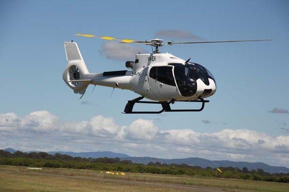 Executive Helicopters - ACT Tourism