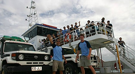 Queensland Day Tours - ACT Tourism