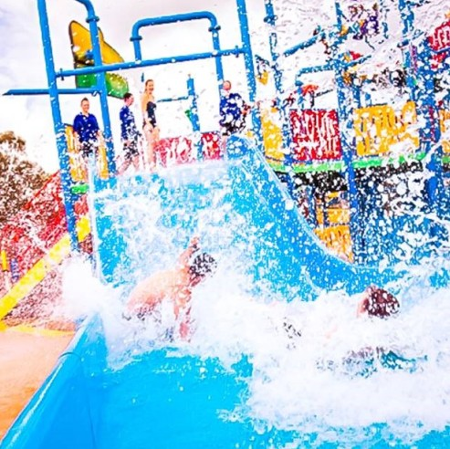 Outback Splash - ACT Tourism