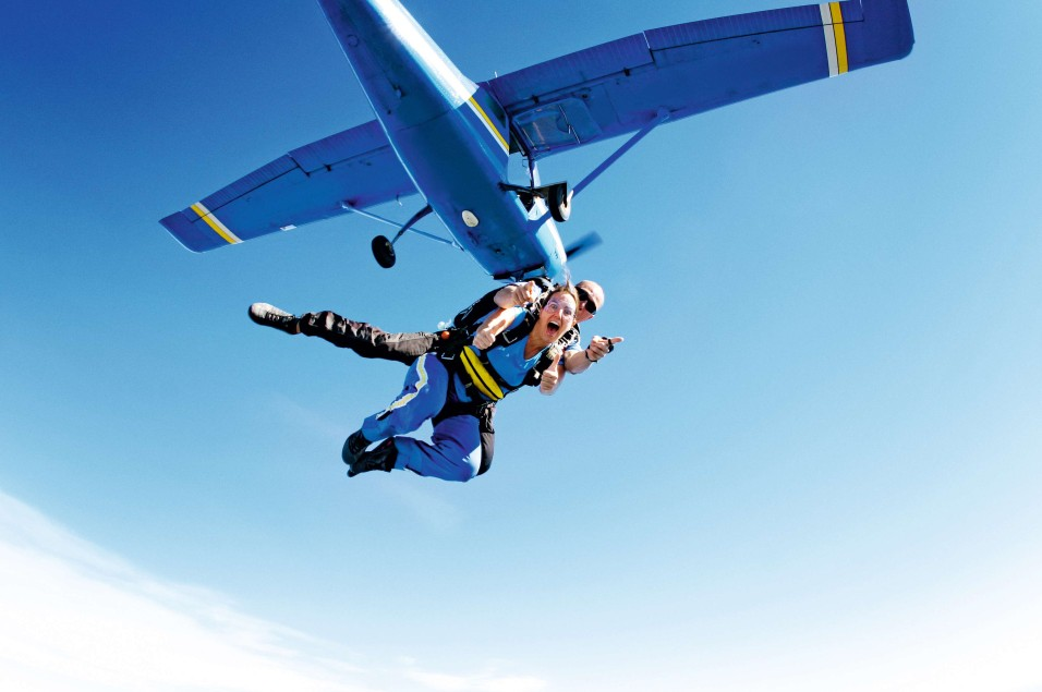 Skydive the Beach and Beyond Yarra Valley - ACT Tourism