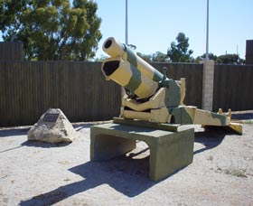Military Museum Merredin - ACT Tourism