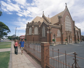 St Mary's Church - ACT Tourism
