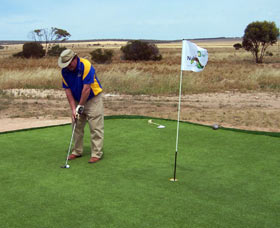 Nullarbor Links World's Longest Golf Course Australia - ACT Tourism