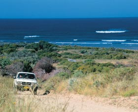 Coronation Beach - ACT Tourism
