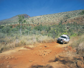 King Leopold Range National Park - ACT Tourism