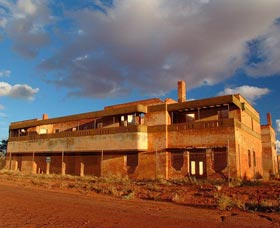 Big Bell Ghost Town - ACT Tourism