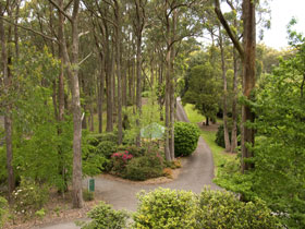 Mount Lofty Botanic Garden - ACT Tourism