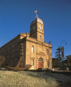 The Albany Town Hall - ACT Tourism