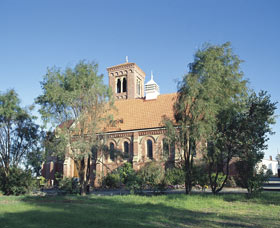 All Saints Church Collie - ACT Tourism