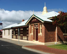 Artgeo Cultural Complex - Old Courthouse - ACT Tourism