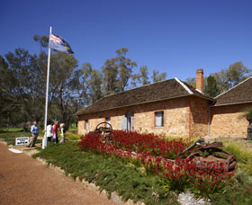 Old Gaol Museum Toodyay - ACT Tourism