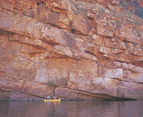 Dimond Gorge - ACT Tourism