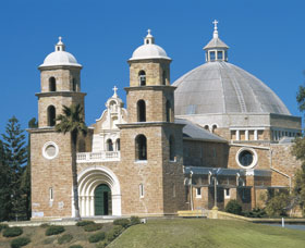St Francis Xavier Cathedral - ACT Tourism
