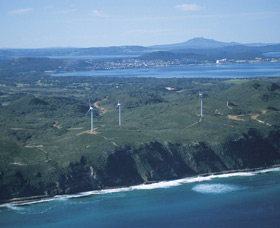 Albany Wind Farm - ACT Tourism