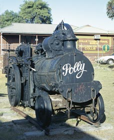 Steam Locomotive Museum - ACT Tourism