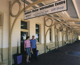 Old Railway Station Bunbury - ACT Tourism