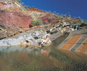 Hamersley Gorge - ACT Tourism