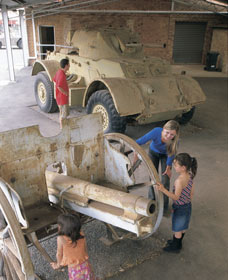 Goldfields War Museum - ACT Tourism