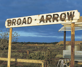 Broad Arrow - ACT Tourism