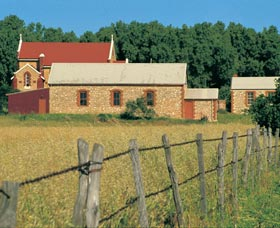 Central Greenough Historic Settlement - ACT Tourism