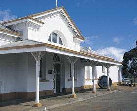Railway Station Museum - ACT Tourism