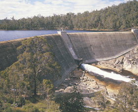 Wellington Dam Experience - ACT Tourism