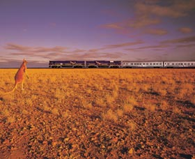 Nullarbor Plain - ACT Tourism