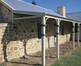 Ellensbrook Historic Home and Picnic Grounds - ACT Tourism