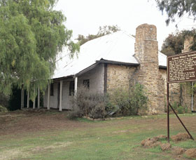 Military Barracks - ACT Tourism