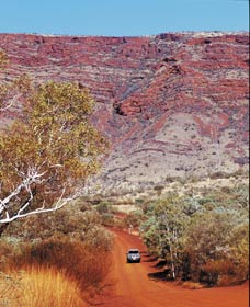 Mount Nameless - ACT Tourism