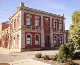 Northam Town Hall - ACT Tourism