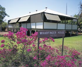 Wharfinger's House Museum - ACT Tourism