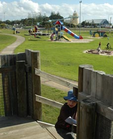 Yoganup Playground - ACT Tourism