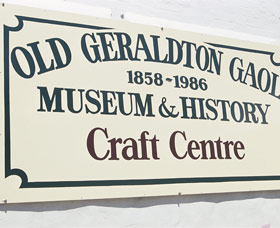 Old Geraldton Gaol Craft Centre - ACT Tourism