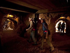 Heritage Blinman Mine Tours - ACT Tourism