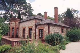 Old Government House - ACT Tourism