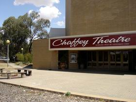 Chaffey Theatre - ACT Tourism