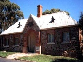Old Police Station Museum - ACT Tourism