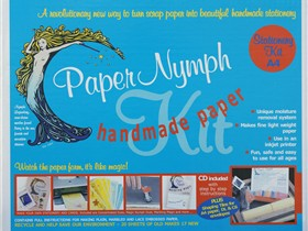 Paper Nymph - ACT Tourism