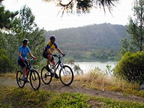 Mount Gambier Crater Lakes Mountain Bike Trail