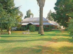 NTSA Renmark Branch Olivewood Estate - ACT Tourism