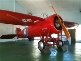 Captain Harry Butler Red Devil Monoplane Memorial - ACT Tourism