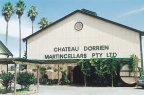 Chateau Dorrien Winery - ACT Tourism